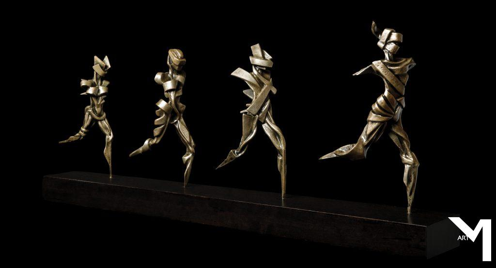 Avante-Garde Catwalk-sculpture copyright Julia S. Rasor